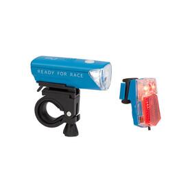 Cube RFR CMPT Beleuchtungsset matt blue'n'white